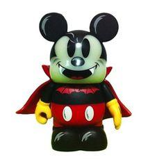 Halloween vinylmation- Mickey