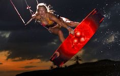Hannah Whiteley: Most Influential Girl Kitesurfer 2012 Finalist | inMotion Kitesurfing