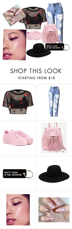 """""""I'm back"""" by unicornclass on Polyvore featuring Kenzo, Various Projects and Off-White"""