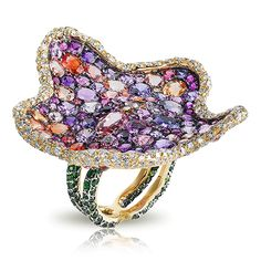 Nymphéa Ring  | Faberge'