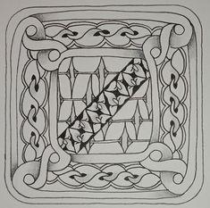 voilà cette soirée avec tous les tangles proposés. Soit Noom, August, Malacca et Aro Malacca, Le Club, Doodle, Board