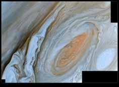 Voyager 1 - 1979 - Jupiter Great Red Spot - RGB from C1634xxx PDS data | Flickr - Photo Sharing!