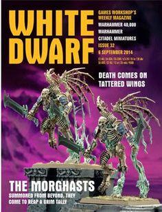White Dwarf Weekly número 32 de septiembre