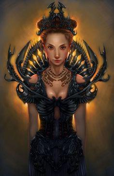 Princess Irulan, Dune by iayetta83.deviantart.com on @deviantART