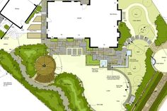 Nigel L Philips Garden Design - Professional Landscape Garden Design Services in Sussex
