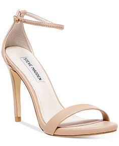 Damen Strappy High Heel Sandalen Schuhe Peep Toe Abend Sommer Pure Fashion,Gold-36