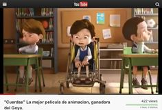 Short story spanish animation award winning short film inspired by true story, although in spanish you will understand it, and it will pull at your heart strings. Copy link on to browser: http://m.youtube.com/watch?v=5SN4E6GxbX0