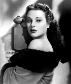 hollywood classical stars | ... Lamarr Beautiful Glamour movie star c. 1945 | Flickr - Photo Sharing
