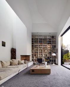 Hadley's living room