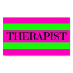 Alpha kappa alpha business cards alpha kappa alpha pinterest therapist neon green and hot pink business card green businessbusiness card templatesbusiness cardsalpha kappa colourmoves