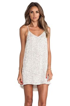 Shop for MLV Carmen Beaded Cami Dress in Ivory at REVOLVE. Free day shipping and returns, 30 day price match guarantee. Ny Dress, Dress Skirt, Casual Dresses, Short Dresses, Revolve Clothing, Fashion Outfits, Womens Fashion, Swagg, Pretty Dresses