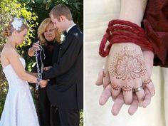 wedding handfasting - ceremony ideas