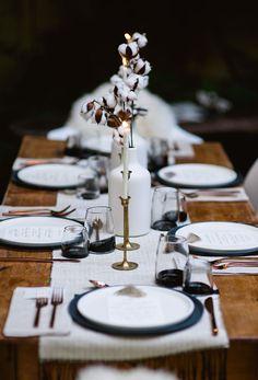 A Modern Garden Party in Charleston | Rue