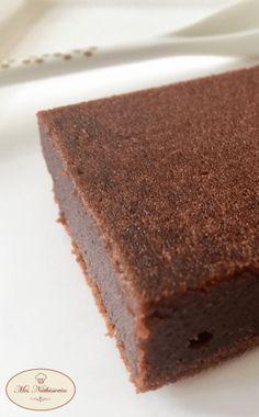 Fondant Crème de Marrons et Chocolat - Gourmet Recipes, Sweet Recipes, Cake Recipes, Dessert Recipes, Cream Cheese Desserts, Desserts Citron, Low Carb Dessert, Quick Easy Desserts, Fondant Tips