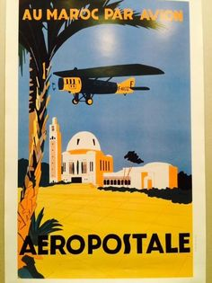 Tourism Poster, Type Posters, Colour Yellow, Ad Art, Vintage Travel Posters, Color Theory, Aeropostale, Mystic, Aviation