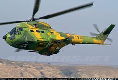 Romania - Air Force IAR IAR-330L Puma aircraft picture
