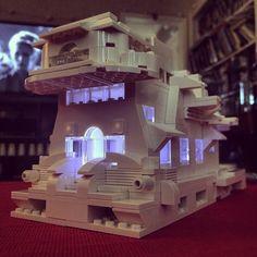 Lazy Sunday experimenting with my Lego Architecture Studio. #modern #ultramodern #architecture #instaart #instagood #instamood #building #sculpture #beachhouse #architect #art #artwork #jasonscheier #lego #legos by jason_scheier http://ift.tt/1AesJGq from Instagram!!