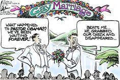 Marriage Equality | what happened to Pastor Obama?