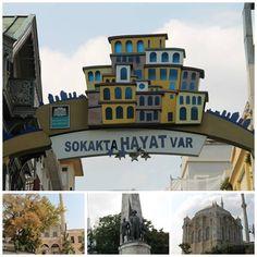 Dolaşır durur insan #İstanbul'u..Her #köşesinde ayrı bir tarih var...ayrı #güzellik var..