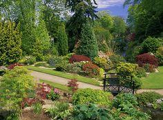 Johnston Gardens - Aberdeen, Scotland