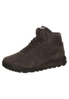 HOODLAND - Sneakers alte - baroque brown/sail black