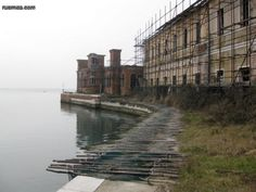 Poveglia - A ilha dos mortos/The Isle of the deads