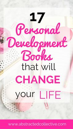 Personal development books, self help books that are life changing. Topics like psychology, time management & productivity, health, mindfulness and much more. This will be regularly updated!