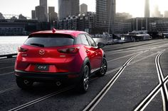 The 2016 Mazda CX-3 is an all-new subcompact SUV introduced at the 2014 Los Angeles Auto Show.
