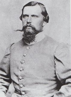 "Heros von Borcke - known as the ""giant in gray."" Over 6'4"" in height, well over 200 lbs he joined the Confederate Army. Slipped thru Union blockade at Charleston harbor. Speaking little English, joined staff of Maj Gen J.E.B. Stuart.  Known as ""Von"" to Stuart, he acquired a growing reputation for bravery until severely wounded at Middleburg, 1863. Returned to his Prussian castle to recuperate; where he flew the Confederate flag until his death in 1895. He named his daughter ""Virginia ""."