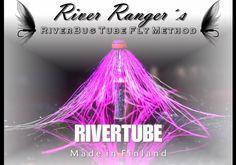 RiverBug Tube Fly Method. Tube Fly done in Original RiverBug - sleeve. #FlyTying #flyfishing #DIY #art #shopping #salmonfly #salmon #trout #perho #putkiperho #perhokalastus #tubfluga #fluga #fliegen #fliegenfischen #kemuko  #perhonsidonta #foxfly #fox #material #tyingmaterials #riverbugfinland #tubefly #tube #royalrebel #perch #canada #fluefiskeri #fluebinding #matkakoski #riverbug #rivertube #flytying #jockfall #byske #riverbugfinland #finland #fliesonlineuk #boden #lohi #kalastus #blue… Salmon Flies, Fly Tying, Trout, Fly Fishing, Diy Art, Finland, Ranger, Need To Know, Tube