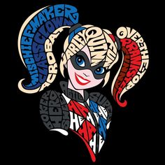 Harley Quinn - DC Super Hero Girls graphic