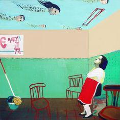 Web de la ilustradora Ana Penyas. Colaboración en las revistas ElHype, Bostezo, Ecléctica. Ilustración crítica, cómic, novela ilustrada. Ana Peñas