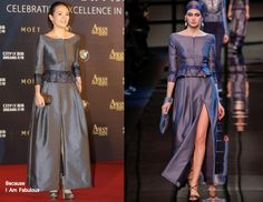 Zhang Ziyi In #Armani Privé – 8th Asian Film Awards