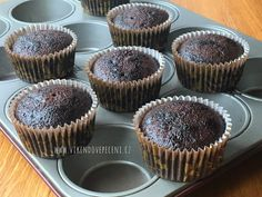 Kávové cupcakes Muffins, Cheesecake, Cupcakes, Breakfast, Food, Ring Cake, Morning Coffee, Muffin, Cupcake Cakes