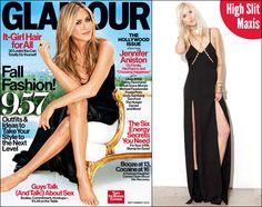 Shop Jennifer Aniston's Style: For Love & Lemons Veranda Dress in Black