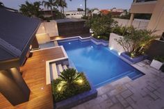 Swimming Pool Designs by The Water's Edge