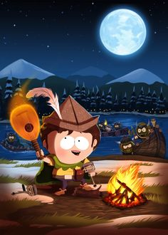 New Batch of Screenshots for South Park: The Stick of Truth | Entertainment…