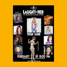 Im co-producing this fun show with tomorrow night We have a special celebrity guest dropping in so come on down! Funny Women, Stand Up, Celebrity, Night, Pretty, Get Up, Celebs, Celebrities, Famous People