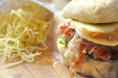 Italian Burger Maison