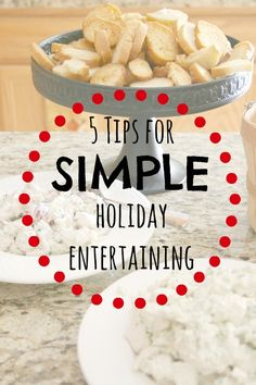5 Tips for Simple #Holiday Entertaining   http://dukesandduchesses.com/2013/11/5-tips-for-simple-holiday-entertaining#_a5y_p=1062185