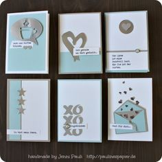 Stampin'Up! Kartenset