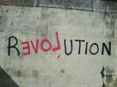 love and consciousness revolution