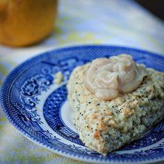28. Vegan lemon poppyseed scones | Community Post: 41 Scrumptious Ways To Make Scones For Your Sweetie