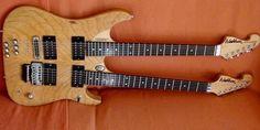 Washburn N8 Nuno Bettencourt doubleneck guitar