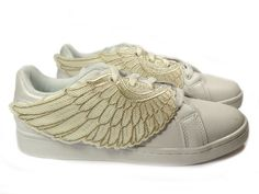 Sneaker Trend im Paillettenshop, Fly to the Sky
