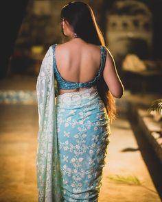 Beautiful Blonde Girl, Beautiful Girl Indian, Beautiful Saree, Beautiful Indian Actress, Beautiful Outfits, South Indian Actress Hot, Indian Actress Hot Pics, Indian Actresses, Saree Backless