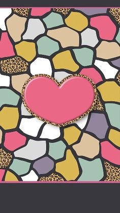 mommylhey Leopard Wallpaper, Animal Print Wallpaper, Glitter Wallpaper, Heart Wallpaper, Colorful Wallpaper, Wallpaper For Your Phone, Cellphone Wallpaper, Iphone Wallpaper, Cute Backgrounds