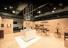 Design by Konform. Exhibition Booth, Conference Room, Table, Furniture, Design, Home Decor, Meeting Rooms, Interior Design, Design Comics