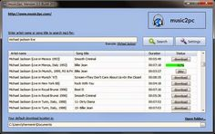Descargar music2pc 2.19.234 - Baja Musica Gratis a tu PC  music2pc es un programa de descarga gratuita de MP3 para Windows