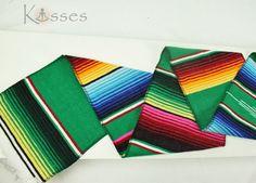 Mexican Scarf Serape Wrap Saltillo Shawl Sarape Table Runner Bufanda Handmade | eBay